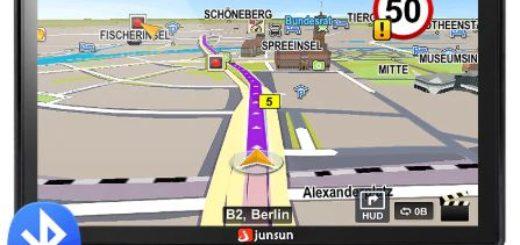 GPS Junsun