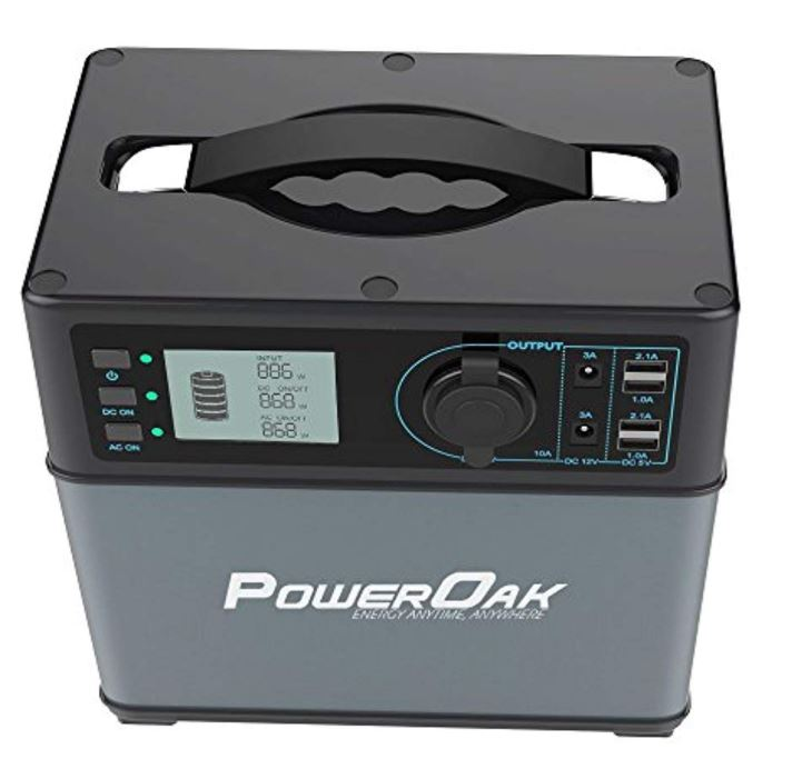 Batterie de secours Poweroak suaoki