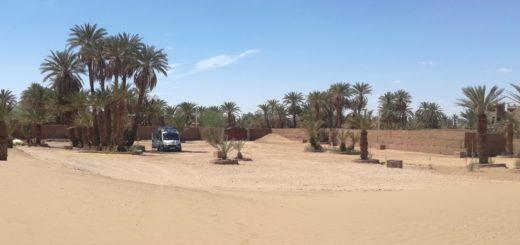 Esprit desert camping a bounou