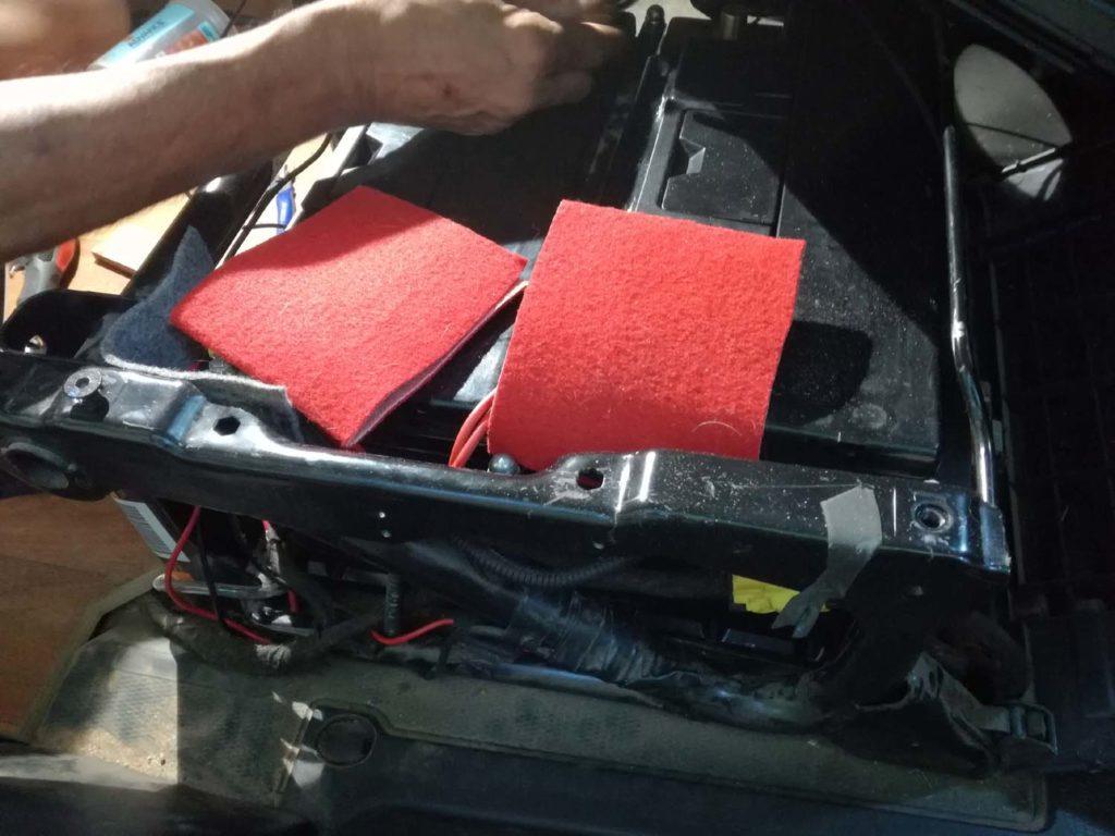 Passage aux batteries lithium