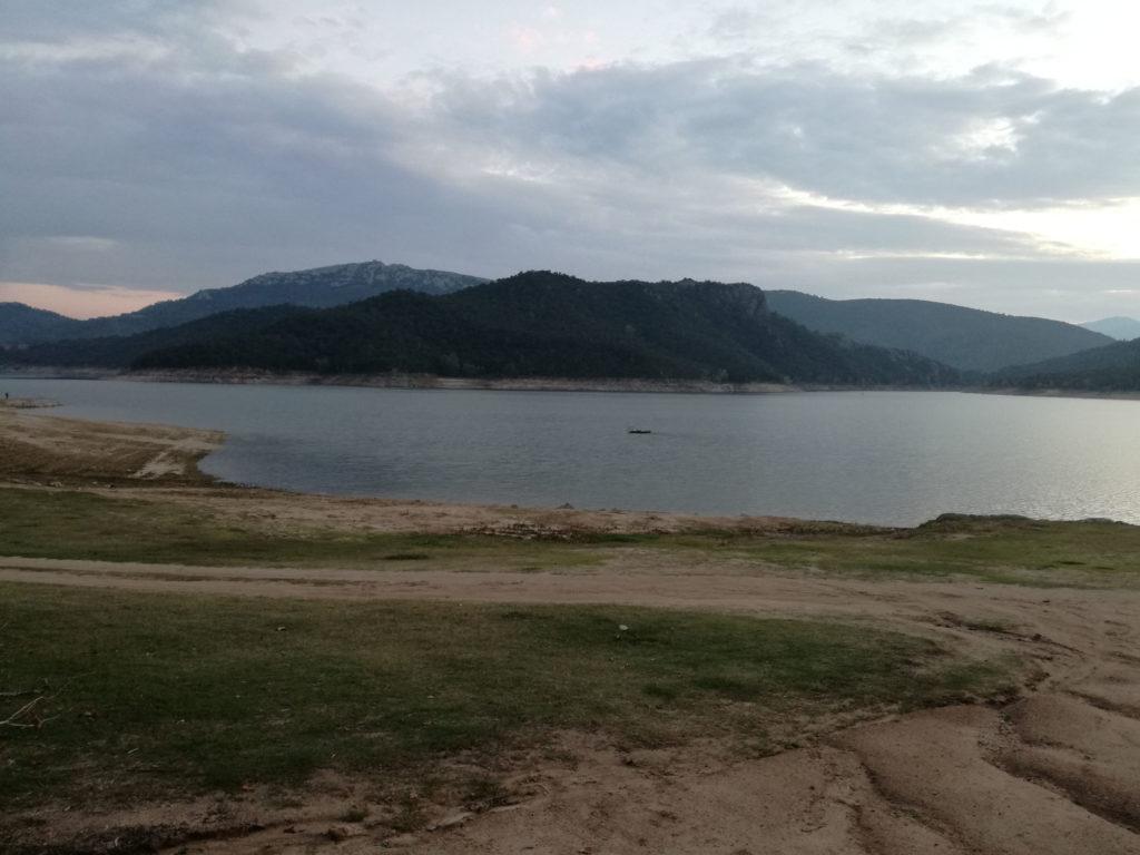 Le lac de Darnius
