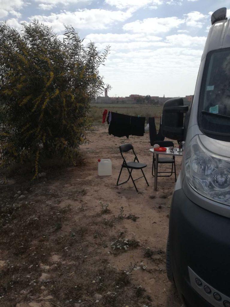 camping Bakanou Maroc