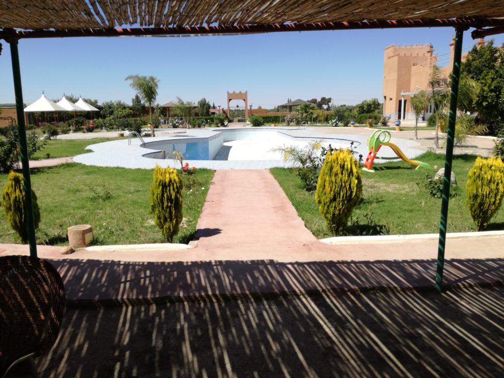 piscine de Benyakoub