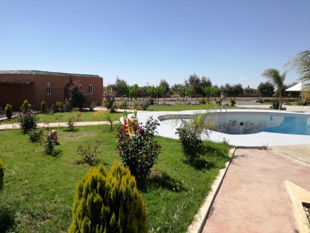piscine du complexe