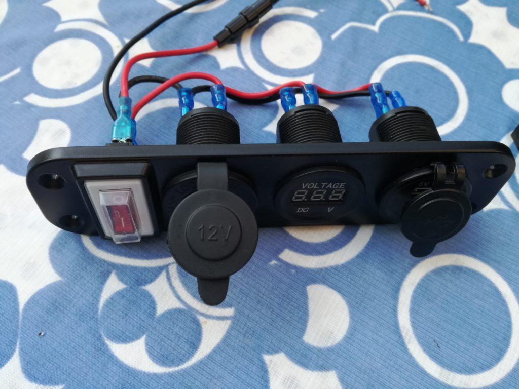 Prise 12v USB V2
