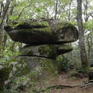 les rochers décalés du Sidobre