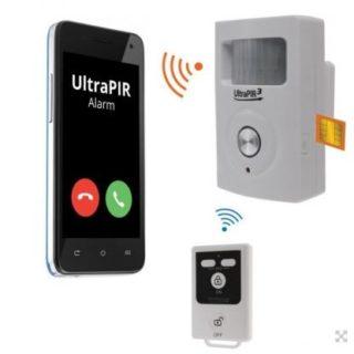 Alarme GSM sans fil