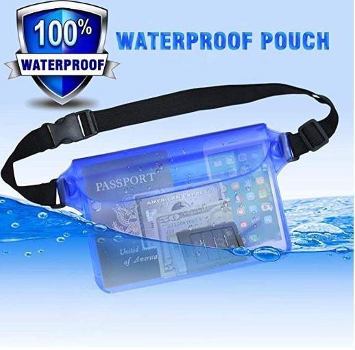 pochette waterproof