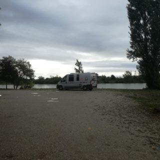 le lac de Beaupuy