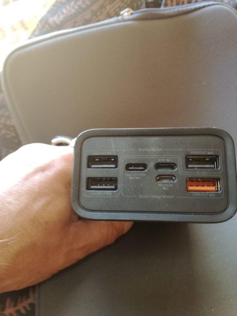 batterie externe Baseus