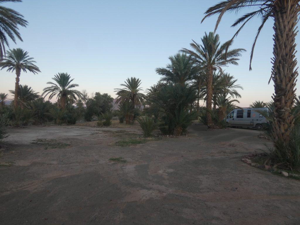 camping Tansift d'Agdz