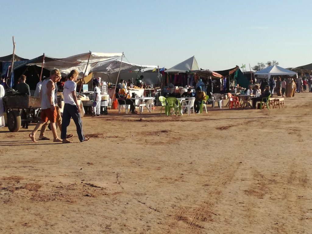 la suite du festival Taragalte