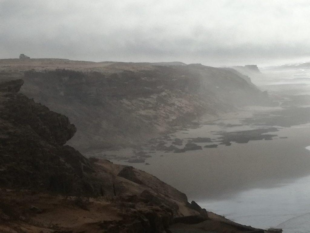 falaises d' Aglou