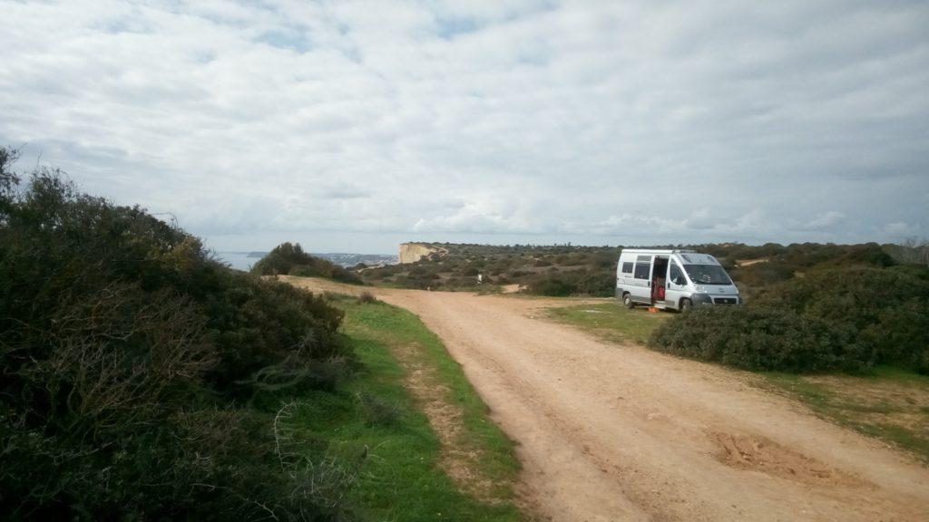 Algarve en camping car
