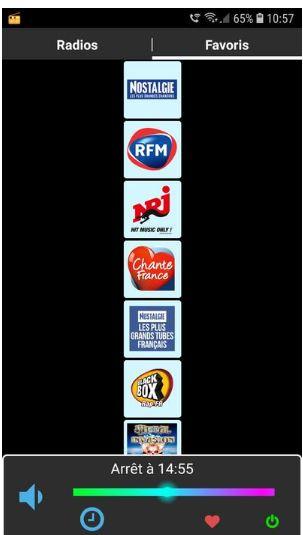 appli radios francaises
