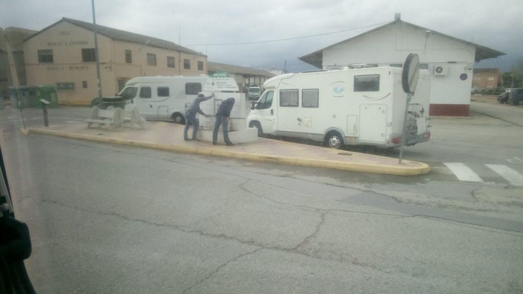 coronavirus en camping car