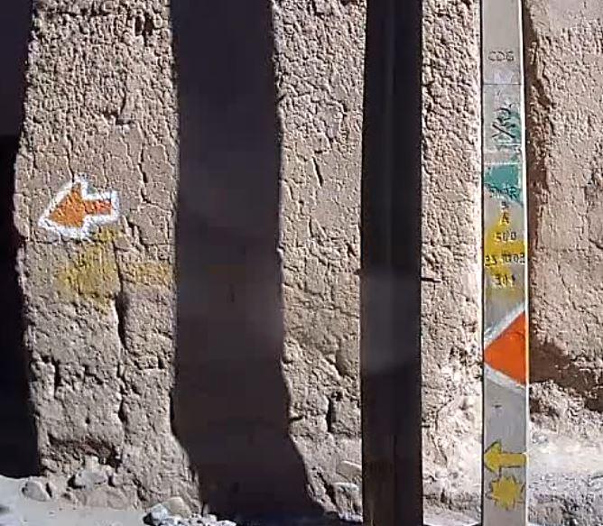 Vidéo traversée palmeraie skoura
