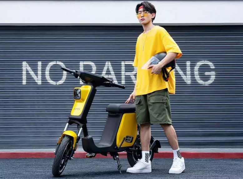 scooter élétrique Xiaomi