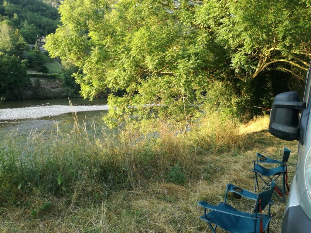 spot a Riviere sur Tarn