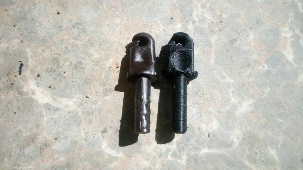 Réparation compas baie Seitz