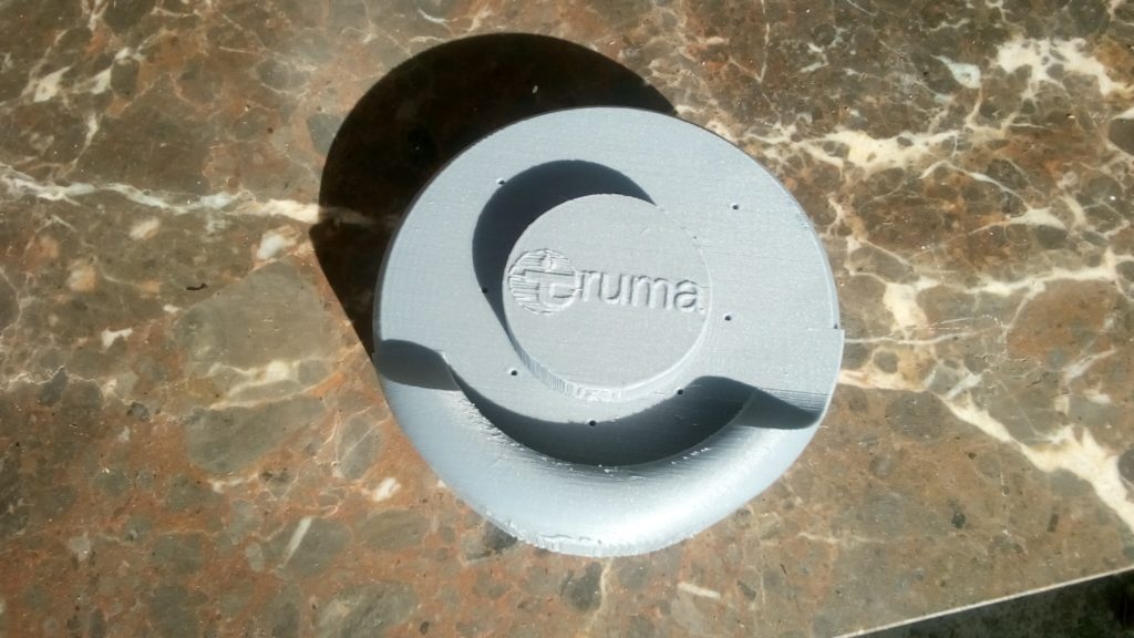 Bouchon cache pour cheminée Truma