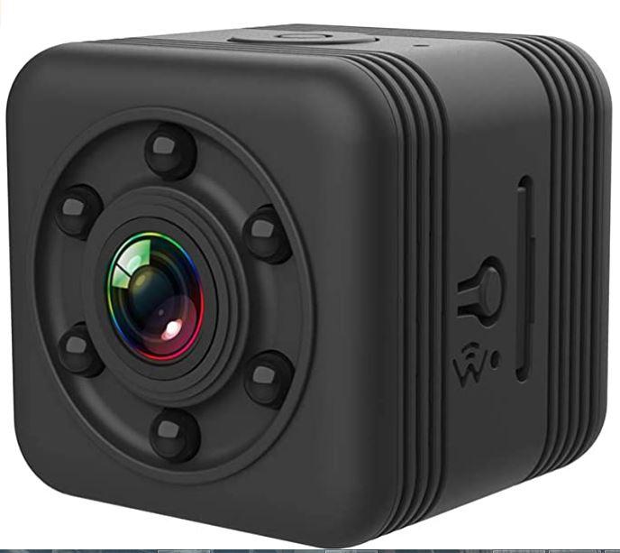 Camera miniature wifi